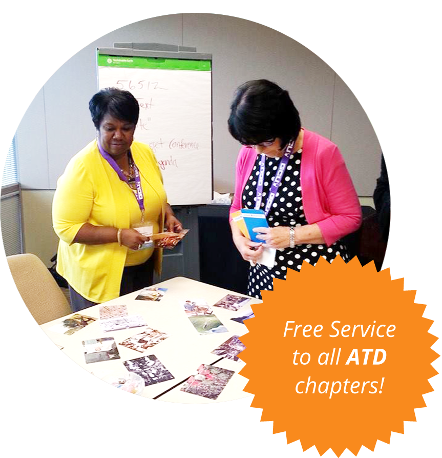 Free Mobile Package for ATD Chapters
