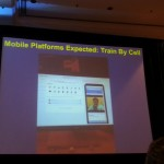 mobile platforms expected presentation on screen