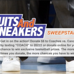Suits and Sneakers Sweepstakes