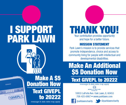 Support Park Lawn