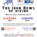Iron Bowl of Giving