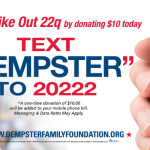 Dempster Family Foundation call to action