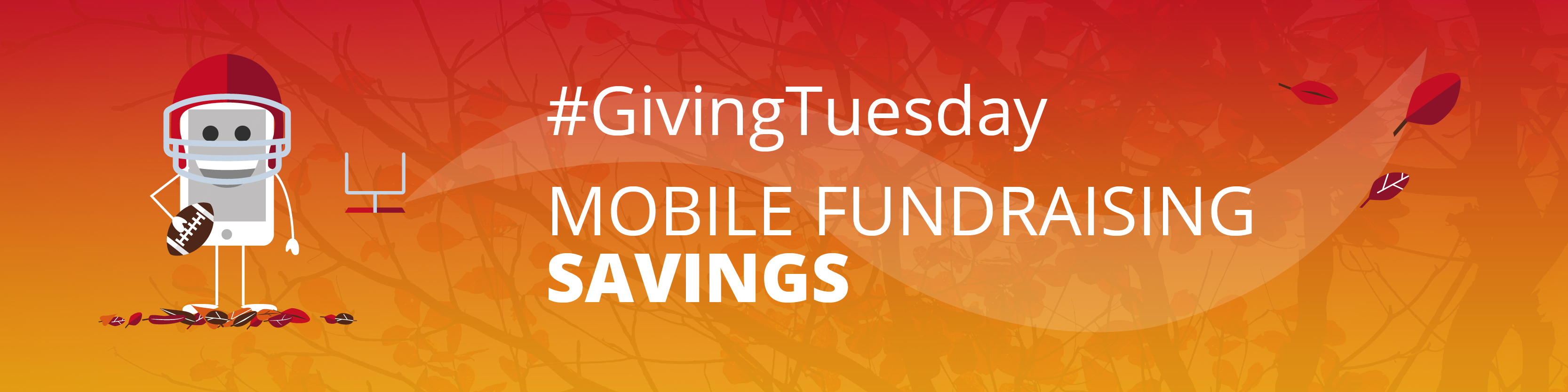 #GivingTuesday Mobile Fundraising Savings