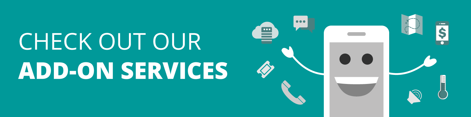 Suite of Services Banner